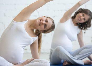 Realizar actividad física durante el embarazo reduce la depresión posparto